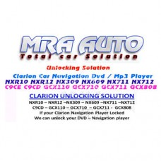 Clarion Unlocking Services